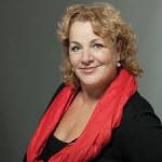 Een foto van Karin Bakker, de eigenaar van en hypnotherapeut bij Hypnotherapie Heemskerk