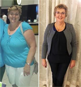 virtuele maagring ervaringen sara ruitenbeek verloor 16 kilo