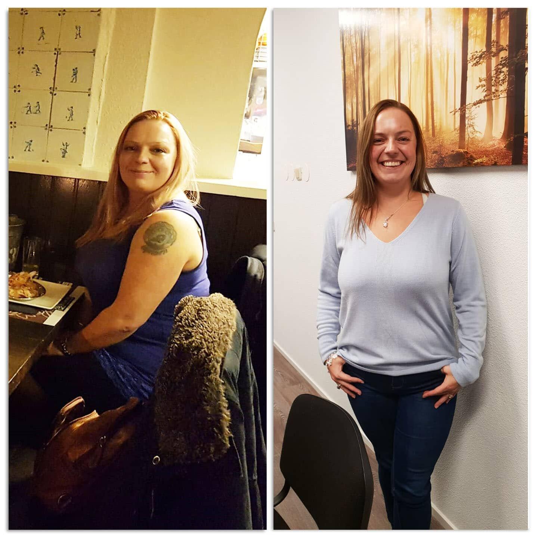 maagband ervaring Brigitte Kaan verloor 14 kilo bij Hypnotherapie Heemskerk