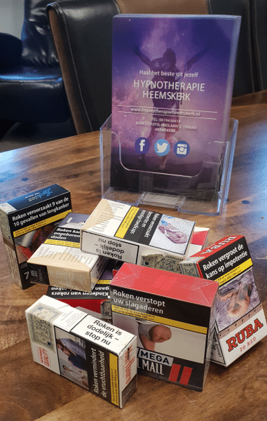 Stoppen met roken hypnose bij praktijk Hypnotherapie Heemskerk