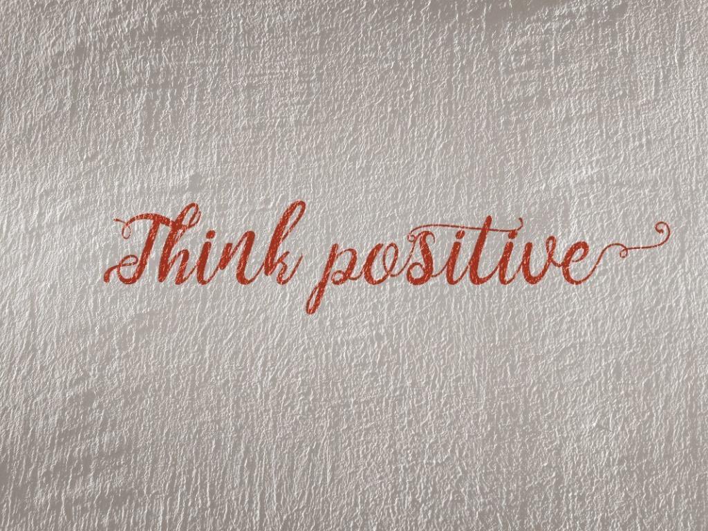 Blijf positief tijdens afvallen, motivatie tips