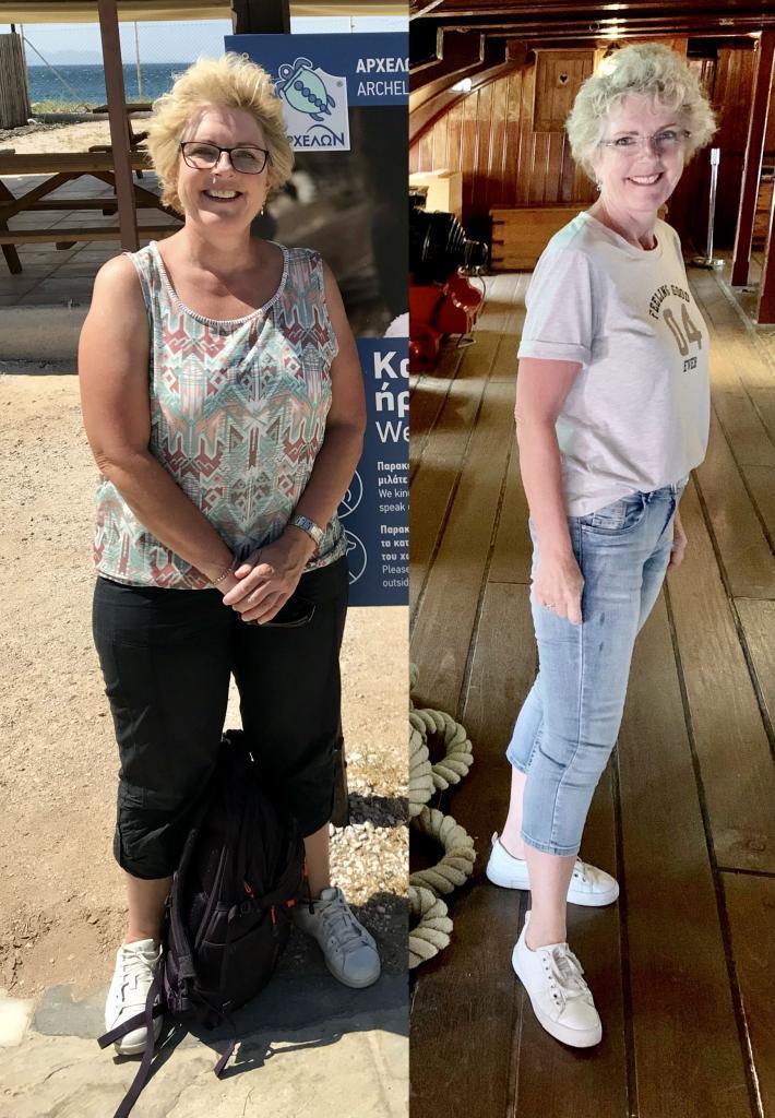 Virtuele maagband ervaring van Margaret Massop, hoe ze 13 kilo verloor