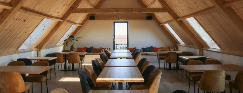 Restaurant Krelis Uitgeest Hypnose Workshop De Trap